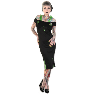 dress women BANNED - Black Frankenstein and Bride Pencil, BANNED