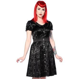 dress women BANNED - Black Ivy Cross Gothic - DBN567BLK