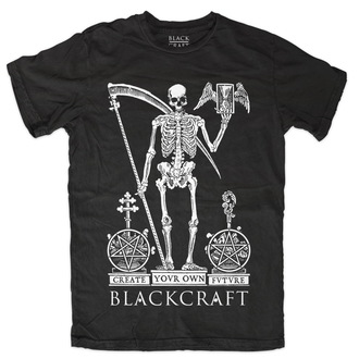 T-Shirt men's women's unisex - Death Watch - BLACK CRAFT - MT080DH