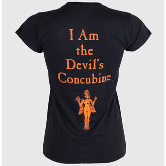 t-shirt metal women's unisex Cradle of Filth - DEVILS CONCUBINE - LIVE NATION, LIVE NATION, Cradle of Filth
