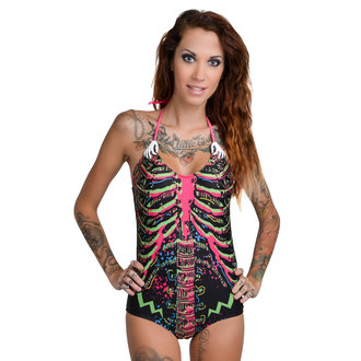 swimsuits women TOO FAST - Electric Skeleton - Multi, TOO FAST