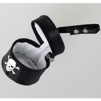 reticule to pacifier ROCK STAR BABY - Pirat, ROCK STAR BABY