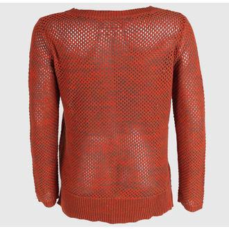sweater women's VANS - Maynard - Orange / Mocha, VANS