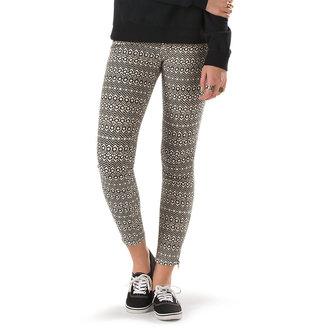 pants women VANS - Moto Skinny Denim - Creme, VANS