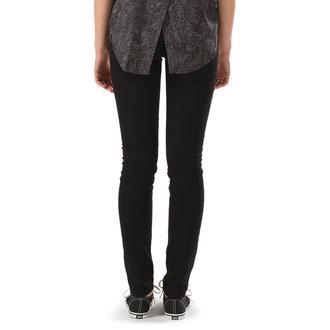 pants women VANS - Skinny Denim - Black Rinse - VYBU10D
