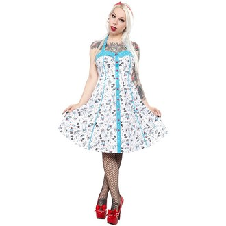 dress women SOURPUSS - Peggy Lazy Sundae - Multi Colors, SOURPUSS