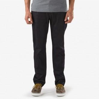 pants men -jeans- VANS - V46 Taper - Indigo 13OZ - VXK3DZM
