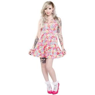 dress women SOURPUSS - Skater Rotten Hearts - Multi Colors - SPDR65