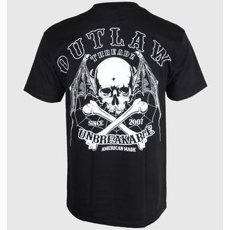 t-shirt men's women's unisex - Unbreakable - OUTLAW THREADZ, OUTLAW THREADZ