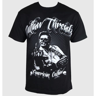 t-shirt men's women's unisex - American Outlaw - OUTLAW THREADZ, OUTLAW THREADZ