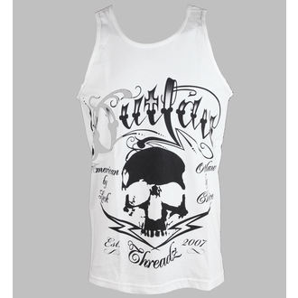 top men Outlaw Threadz - Tattoo - White, OUTLAW THREADZ