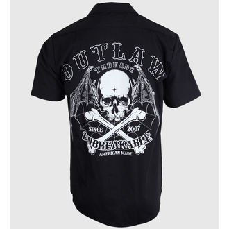 shirt men Outlaw Threadz - Unbreakable, OUTLAW THREADZ