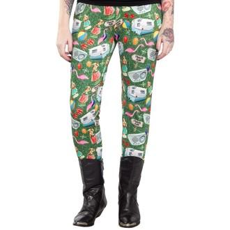 pants (leggings) women SOURPUSS - Trailer Park - Multi Colors, SOURPUSS