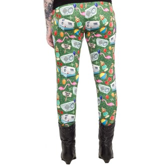 pants (leggings) women SOURPUSS - Trailer Park - Multi Colors, SOURPUSS