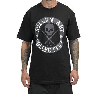 t-shirt hardcore men's women's unisex - All Day - SULLEN - SCM0062_BK