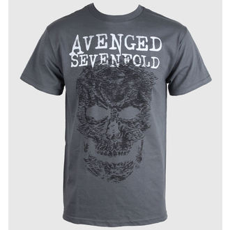 t-shirt metal men's women's unisex Avenged Sevenfold - Skull - BRAVADO, BRAVADO, Avenged Sevenfold