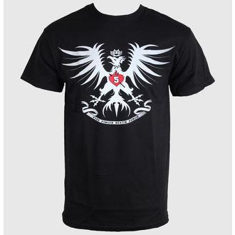 t-shirt metal men's women's unisex Five Finger Death Punch - Eagle - BRAVADO, BRAVADO, Five Finger Death Punch