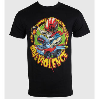 t-shirt metal men's women's unisex Five Finger Death Punch - Sin & Violence - BRAVADO, BRAVADO, Five Finger Death Punch