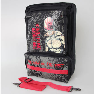 backpack Five Finger Death Punch - Wotf - Black - Bravado, BRAVADO, Five Finger Death Punch