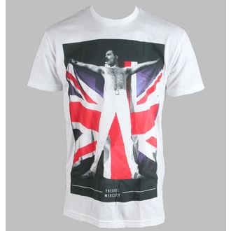 t-shirt metal men's women's unisex Queen - Flag - BRAVADO, BRAVADO, Queen