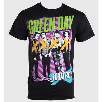 t-shirt metal men's women's unisex Green Day - Hypno - BRAVADO, BRAVADO, Green Day
