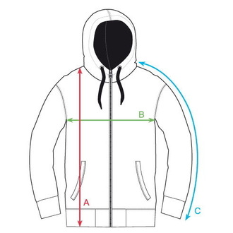 hoodie men's - FLICK - HORSEFEATHERS, HORSEFEATHERS