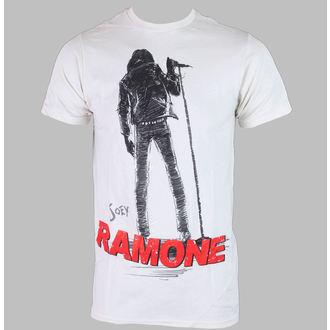 t-shirt metal men's women's unisex Ramones - SILHOUETTE - BRAVADO, BRAVADO, Ramones