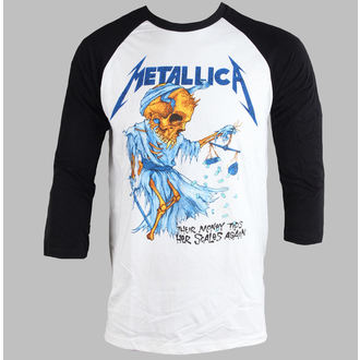 t-shirt metal men's women's unisex Metallica - Money Scales - BRAVADO