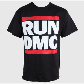 t-shirt metal men's women's unisex Run-D.M.C. - Black - BRAVADO, BRAVADO, Run-D.M.C.