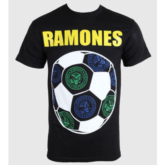 t-shirt metal men's women's unisex Ramones - Brazil Seals - BRAVADO - RMN1350
