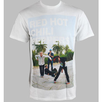 t-shirt metal men's women's unisex Red Hot Chili Peppers - Drop Out - BRAVADO