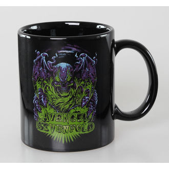 cup Avenged Sevenfold - Dare To Die - Black - ROCK OFF, ROCK OFF, Avenged Sevenfold