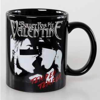 cup Bullet For My Valentine - Skull Red Eyes Black - ROCK OFF - BFMVMUG01