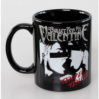 cup Bullet For My Valentine - Skull Red Eyes Black - ROCK OFF, ROCK OFF, Bullet For my Valentine
