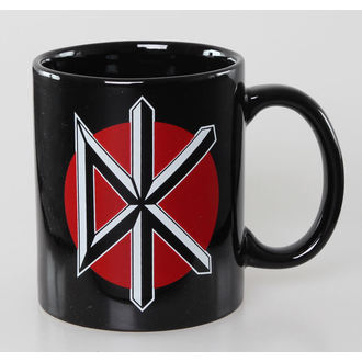 cup Dead Kennedys - Logo - Black ROCK OFF - DKMUG01