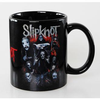 cup Slipknot - Come Play Dying - Black - ROCK OFF - SKMUG01