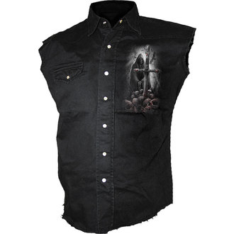 shirt men sleeveless SPIRAL - SOUL SEARCHER, SPIRAL