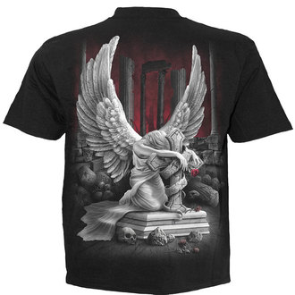 t-shirt men's women's unisex - TEARS OF AN ANGEL - SPIRAL - D053M101