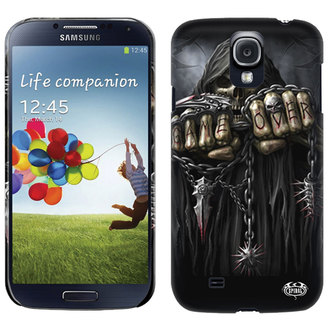 cover to cell phone SPIRAL - GAME OVER - SAMSUNG, SPIRAL