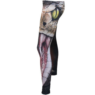 pants women (leggings) SPIRAL - SNAKE EYE STUD - TR365430