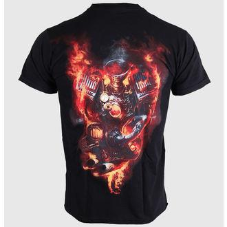 t-shirt men's women's unisex - STEAM PUNK RIDER - SPIRAL - T095M101