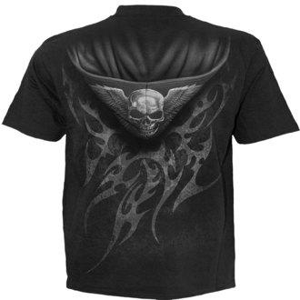 t-shirt men's women's unisex - UNZIPPED - SPIRAL - T098M101