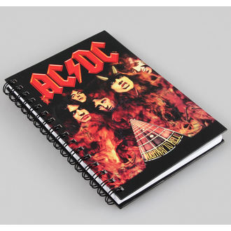 writing notepad AC / DC - A5HBWAC