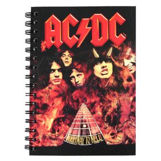 writing notepad AC / DC - A5HBWAC