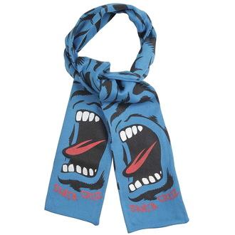 scarf SANTA CRUZ - Screaming Camo Scarf - Blue, SANTA CRUZ