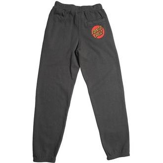 trackpants men SANTA CRUZ - Classic Dot Jog - Vintage Black