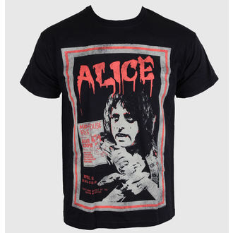 t-shirt metal men's women's unisex Alice Cooper - Vintage Poster - ROCK OFF - ACTEE11MB