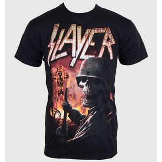 t-shirt metal men's women's unisex Slayer - Torch - ROCK OFF - SLAYTEE19MB