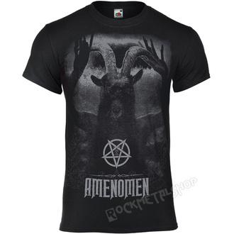 t-shirt hardcore men's - UNDER THE UNSACRED MOONLIGHT - AMENOMEN - OMEN054KM