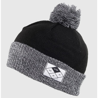 beanie GLOBE - WHITWORTH - GB71339014 - BLACK / GREY